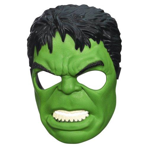 Marvel Avengers Assemble Hulk Hero Mask - 1