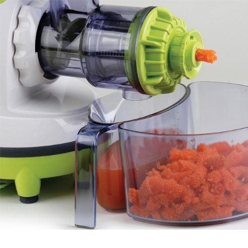 Kuvings Slow Juicer Ice Cream : Kuvings NJE-3530U Masticating Slow Juicer, Lime Home Garden Kitchen Dining Kitchen Appliances ...