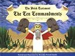 The Brick Testament: The Ten Commandm...