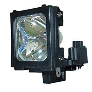 Lutema BQC-XGC50X/1-P01 Sharp BQC-XGC50X/1 BQC-XGC50X//1 Replacement LCD/DLP Projector Lamp, Philips Inside