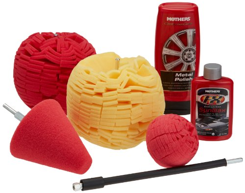 Buy Bargain Mothers Power Polishing Kit