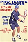 "Pro Tennis Lessons ""Ultimate Backhand"""