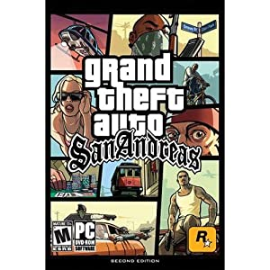 Grand Theft Auto: San Andreas, Second Edition
