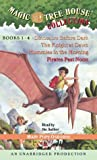 Magic Tree House Audio Collection: Books 1-4
