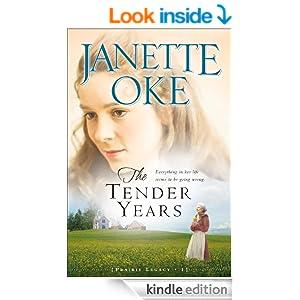 Tender Years, The (Prairie Legacy Book #1)