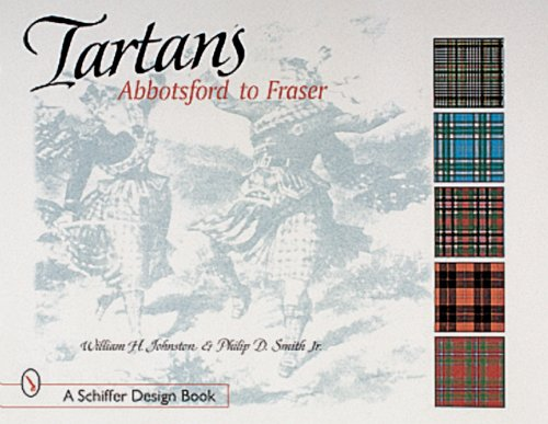 Tartans: Abbotsford to Fraser (Schiffer Design Book)