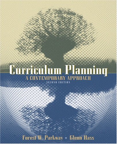 download curriculum planning a contemporary approach 7th edition