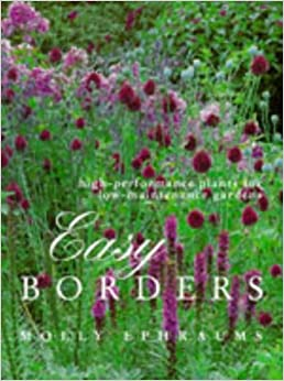 Easy borders high performance plants for low maintenance for Easy to maintain flowers and plants