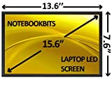 "NEW NOTEBOOK LAPTOP 15.6"" LED SCREEN DISPLAY PANEL FOR TOSHIBA SATELLITE PRO C660-2DJ"