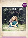 img - for Blessings - Laura Story Folio (Includes a 1-Song DVD in Back of Book) book / textbook / text book