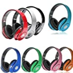 Foldable Music Audio Stereo Headset H...