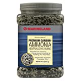 Marineland PA0392 Diamond Blend Activated Carbon/Ammonia Neutralizing Crystals 50oz, 1417g