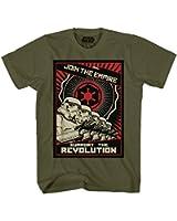 Star Wars SS Revolution Mens T-Shirt