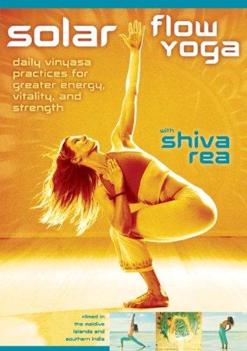Solar Flow Yoga [DVD] [NTSC]