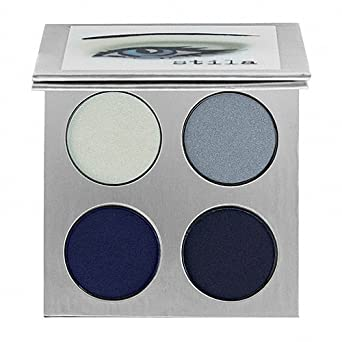 stila Smokey Eye Talking Palette, The Sapphires