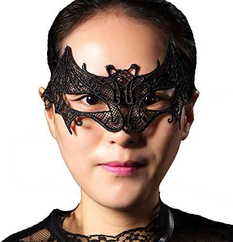 ROSEMANDY Enticing Sexy Lace Masquerade Mask Party Masked