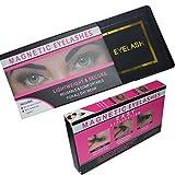 ?Upgrade?Long Dual Magnetic False Eyelashes -Ultra Thin 3D Fiber Reusable magnetic eyelashes (New Package)