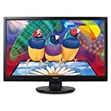 ViewSonic VA2746M-LED 27-Inch LED-Lit LCD Monitor, Full HD 1080p, DVI/VGA, Speakers, VESA