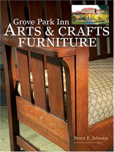 Grove Park Inn Arts & Crafts Furniture (Popular Woodworking)