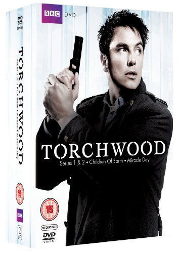 Torchwood: Series 1-4 Box Set [DVD]