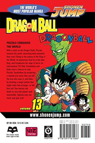 DRAGON BALL SHONEN J ED GN VOL 13 (C: 1-0-0): v. 13