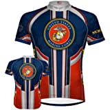 US Marines - Mens Team Cycling Jersey