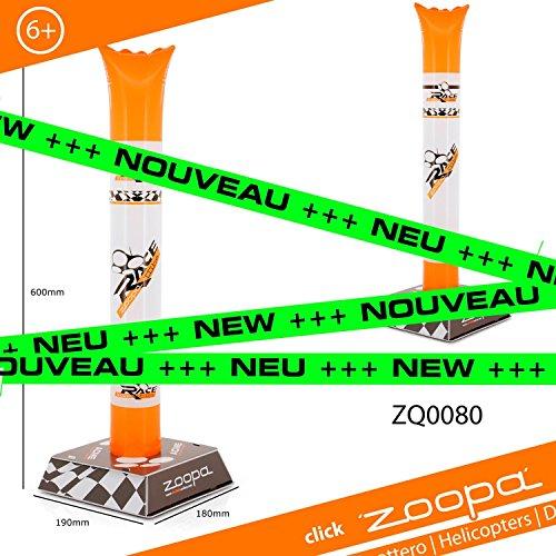 ACME-zoopa-Race-Pylonen-6er-Pack-HindernisHeliport-bau-dir-deine-eigene-Rennstrecke-ZQ0080
