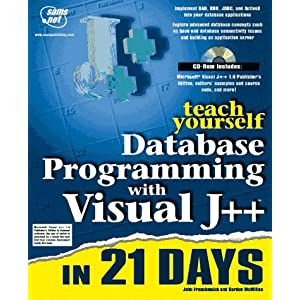 Teach Yourself Database Programming with Visual J++ in 21 Days (Sams Teach Yourself)