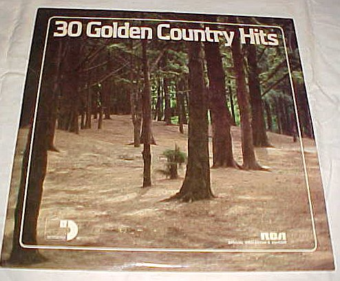 Dave Dudley - 30 Golden Country Hits (2 Record Set) Hank Locklin, Ferlin Husky, Connie Smith, George Jones, Hamk Tompson, Hank Snow, Webb Pierce, Skeeter Davis, Johnny Cash, Faron Young, Hank Williams, Jim Reeves, And Others Record Vinyl Album Lp - Zortam Music
