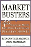 img - for Marketbusters: 40 Strategic Moves That Drive Exceptional Business Growth book / textbook / text book