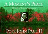A Moment's Peace: Words of Encouragement (089283966X) by John Paul II