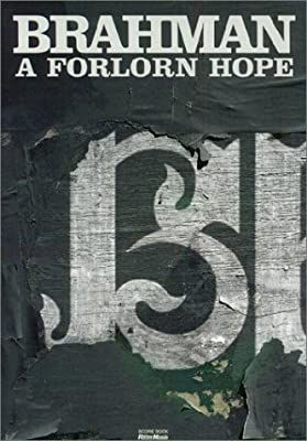 スコアブック BRAHMAN/A FORLORN HOPE