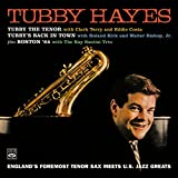 Tubby Hayes. England's Foremost Tenor Sax Meets U.S. Jazz Greats. Tubby the Tenor / Tubby's Back in Town / Boston '64