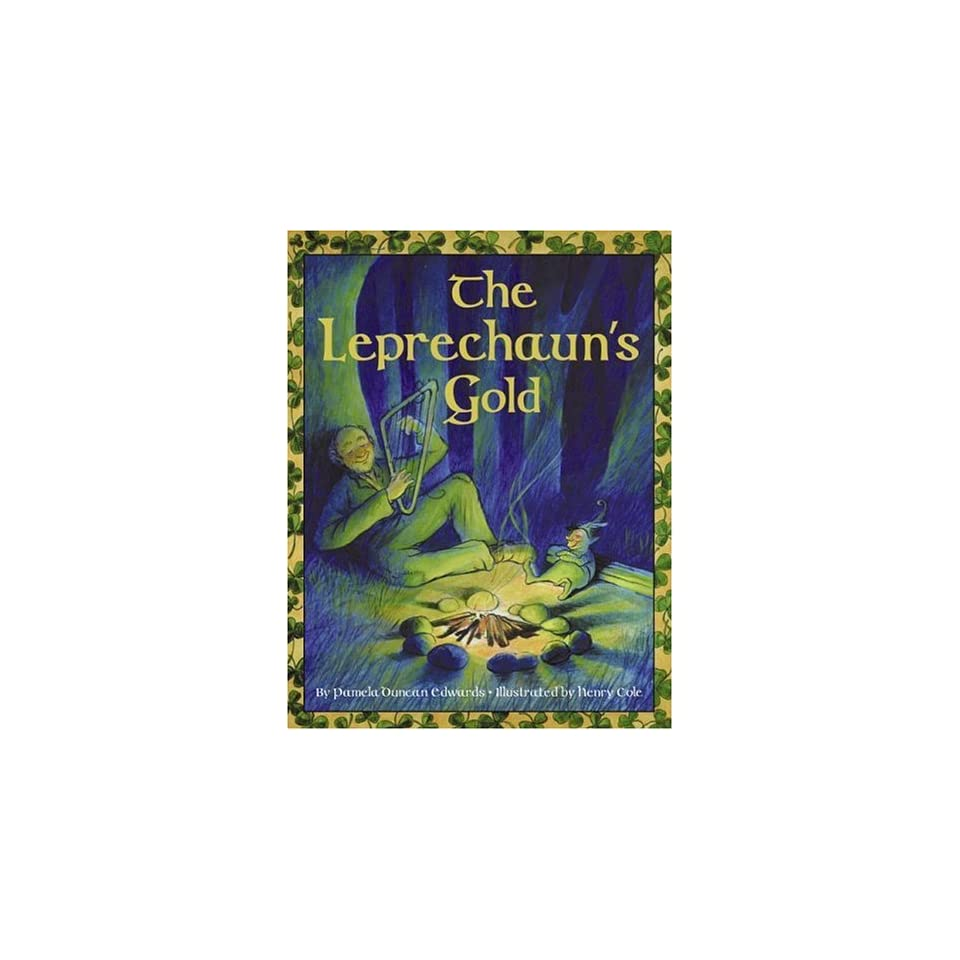 Clever Tom and the Leprechaun An Old Irish Story