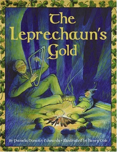 the leprechaun's gold book