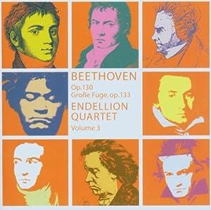 Beethoven: String Quartets Vol. 3