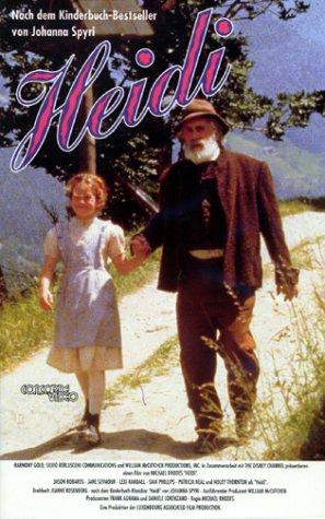 Heidi [VHS]