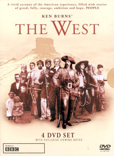 The West - Ken Burns [DVD]