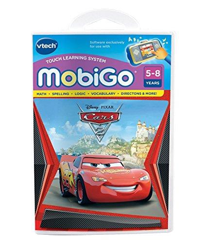 Vtech Electronics - Videojuego para niños Cars 2 Cars (Vtech) (versión en inglés)