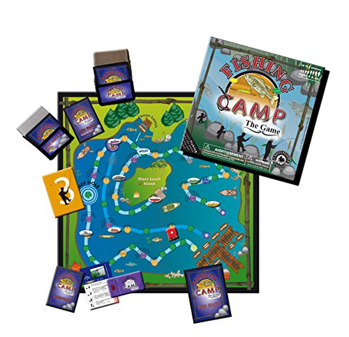 Fishing Camp Board Game (Education Board Games compare prices)