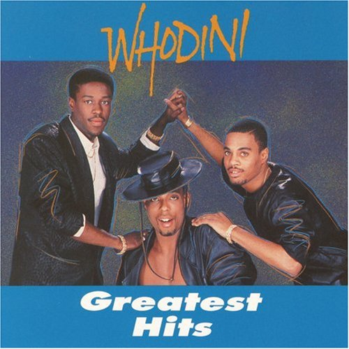 Whodini - Friends - Freaks Come Out At Night