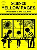 img - for Science Yellow Pages for Students and Teachers (Kids' Stuff) book / textbook / text book