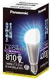 パナソニック LED電球(E26・全光束810lm・電球60W形相当・消費電力11.0W・昼光色相当)LDA11DG LDA11DG