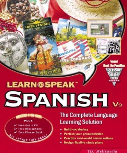 Learn to Speak Spanish 9.0