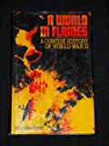 img - for A World in Flames: A Concise History of World War II : With New Preface, Introduction, Appendix I, and Bibliography book / textbook / text book