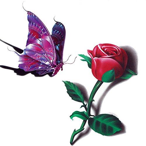 tranello-tm-2016-nuovo-impermeabile-corpo-pittura-di-arte-tatuaggi-adesivi-stupefacente-farfalla-3d-