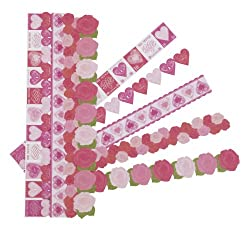 Martha Stewart Crafts Heart And Key Die-Cut Borders