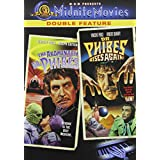 The Abominable Dr. Phibes / Dr. Phibes Rises Again! (Midnite Movies Double Feature) ~ Vincent Price