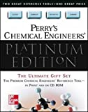 Perry's Chemical Engineers' Platinum Edition (0071355405) by Perry, Robert H.