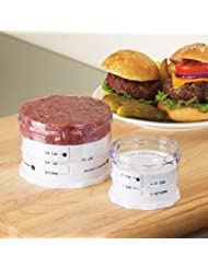 Adjust-A-Burger Press: Mini by KitchenArt